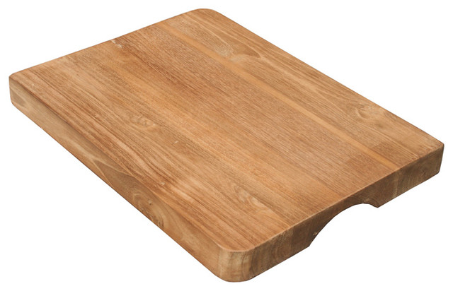 Aire Recycled Teak Wood Cutting Board