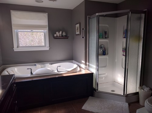 Need Help With Bathroom Remodel And Jetted Tub Configuration Issue - Bathroom remodel help