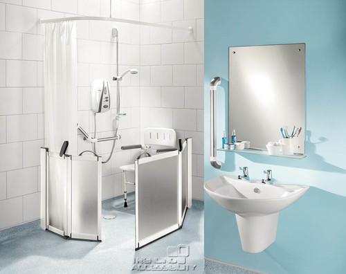 Bathroom Renovations For Seniors grab bars & handrails in bathrooms for seniors or for all?