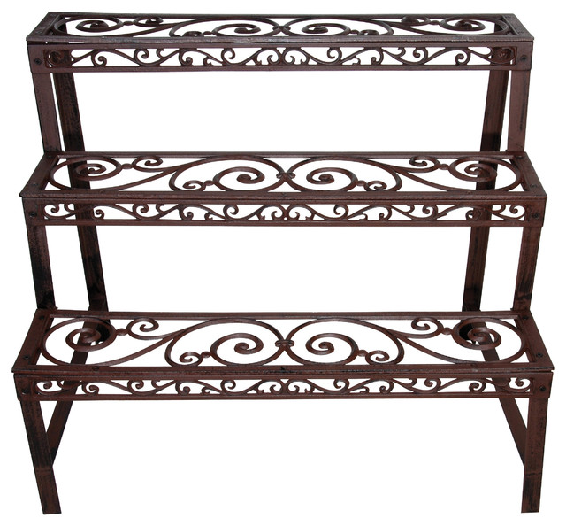 Rectangle Etagere.