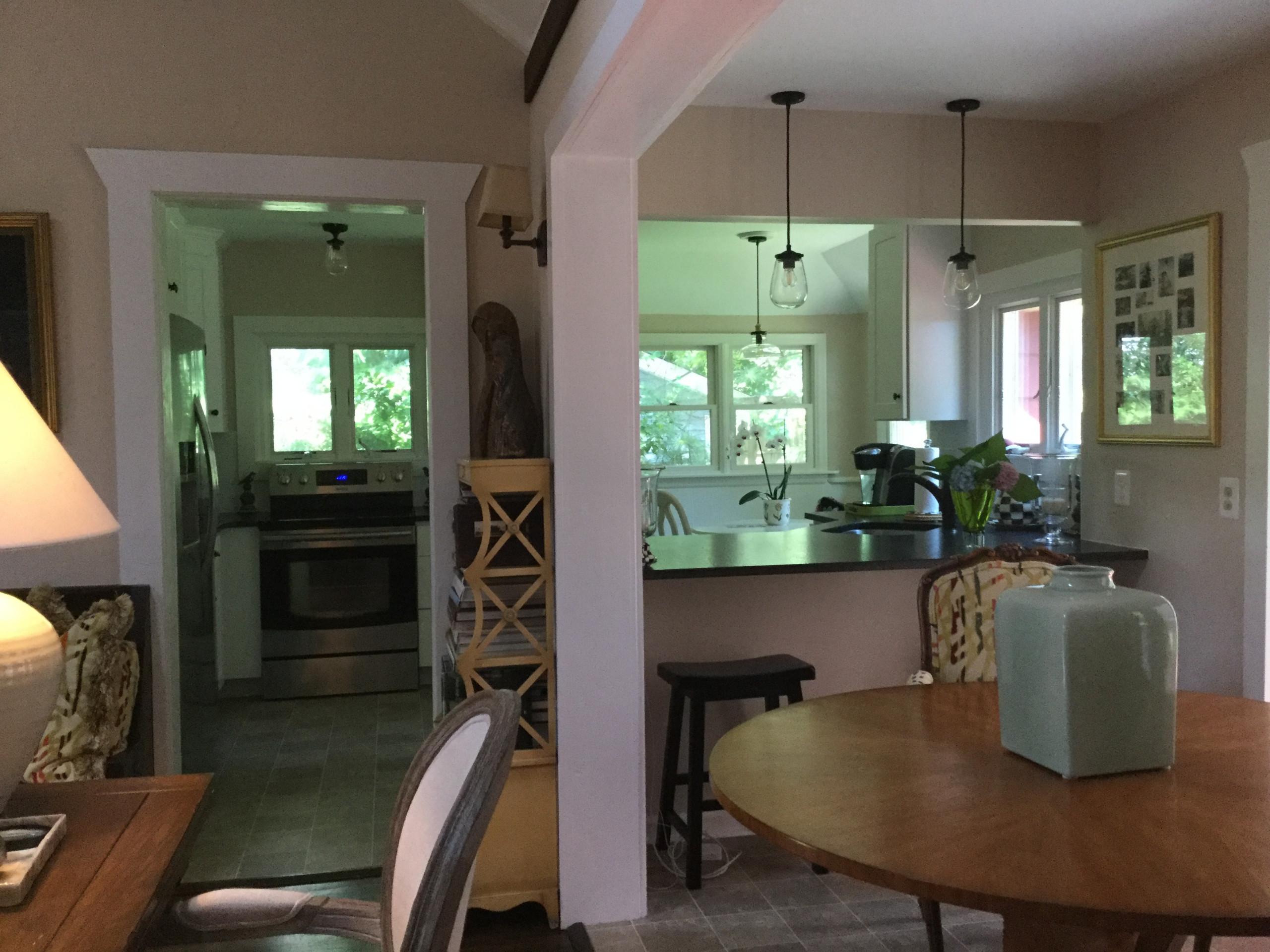 Lake Cottage Rental Downsizing -