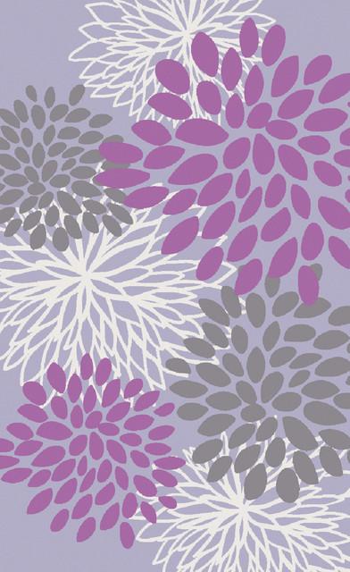 Attractive Surya Aail Abi 9055 Lavender Grey 3u00273