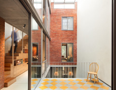 Delhi Houzz: A Stacked House That Tops in Design and Subtle Style