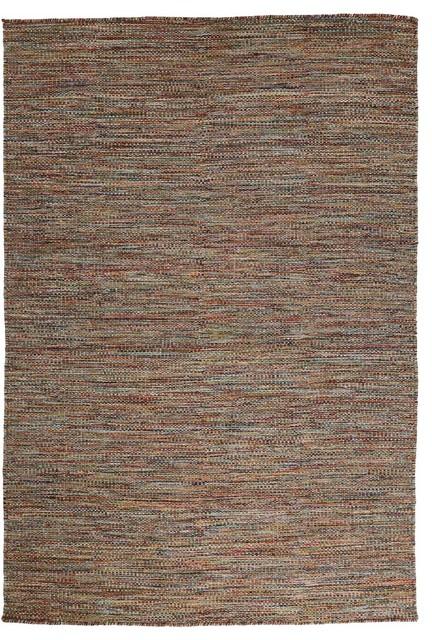 Eden Handwoven Floor Rug, Multicoloured, 135x195 cm