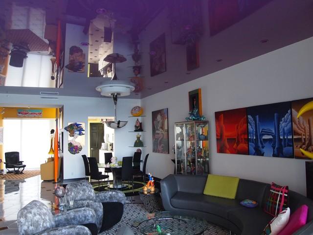 LHERMITAGE 2 RESIDENCE - Modern - Living Room - Miami ...