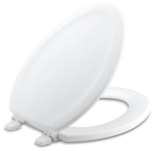 Kohler Stonewood Elongated Toilet Seat Contemporary