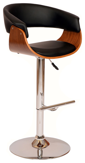 Magnificent Paris Swivel Pu Bar Stool Black Caraccident5 Cool Chair Designs And Ideas Caraccident5Info