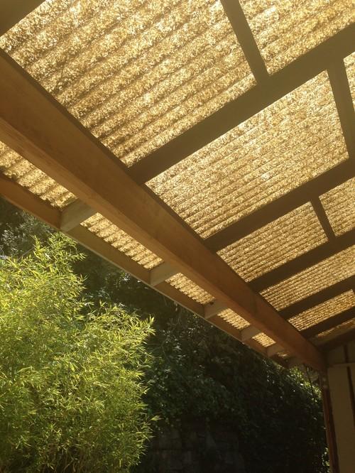 Translucent Patio Cover Options
