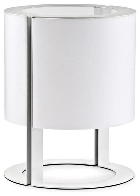 side tischleuchte minimalistisch tischleuchten von. Black Bedroom Furniture Sets. Home Design Ideas