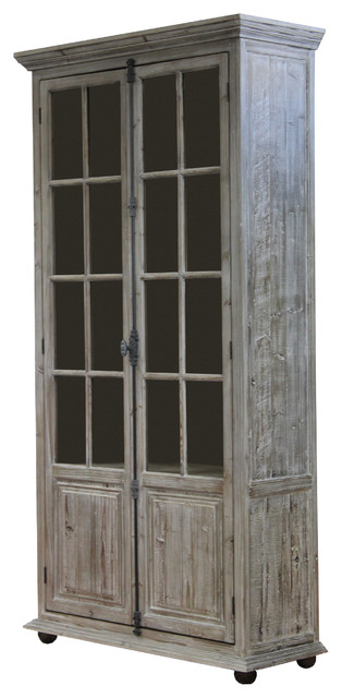 Syracuse Glazed Cabinet - Contemporary - China Cabinets And Hutches - by Moti