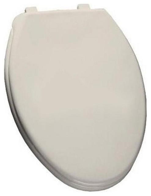 Amazing Church Bemis 380Tca Elongated Closed Front Plastic Toilet Seat With Cover Uwap Interior Chair Design Uwaporg
