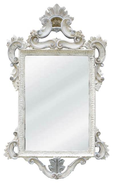 Templar Mirror, Silver.