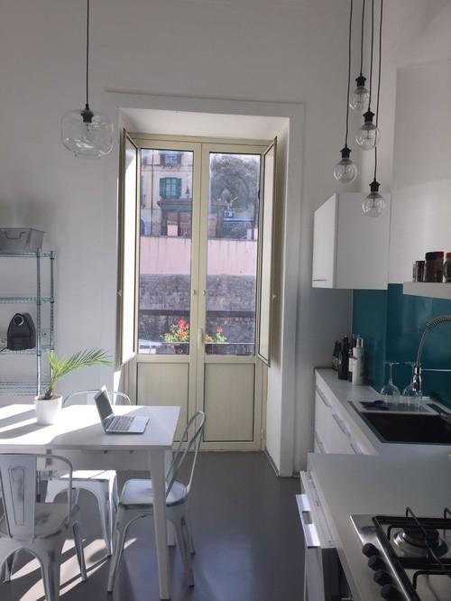 Rivestimenti Bagno Senza Fughe : Rivestimenti bagno e cucine senza fughe resine