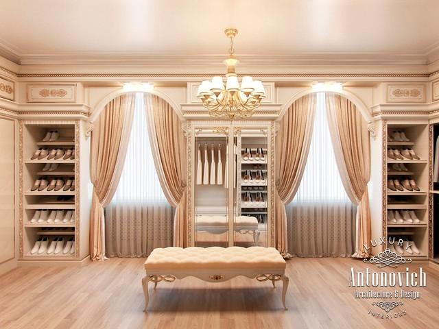 Dressing Room Ideas From Antonovich Design