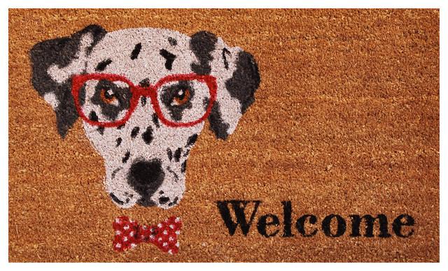 Mr. Belvodore Doormat.