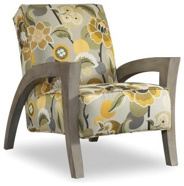 Sam Moore Grasshopper Exposed Wood Chair - Quince