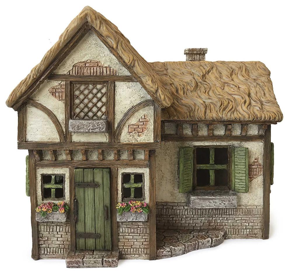 Miniature Dollhouse FAIRY GARDEN Follow Your Dreams Pathway