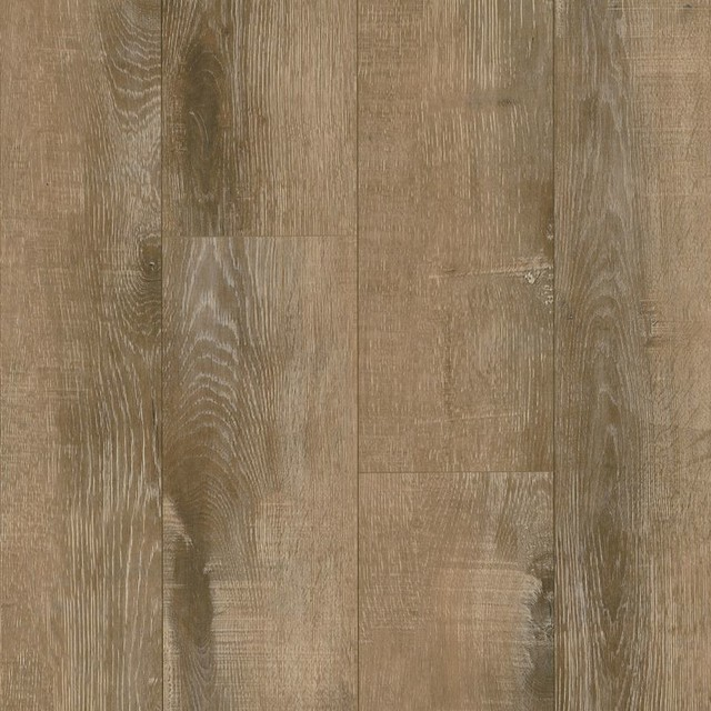 Armstrong Rustics Oak Etched Light Brown 12 Mm Laminate Flooring Sample Farmhouse