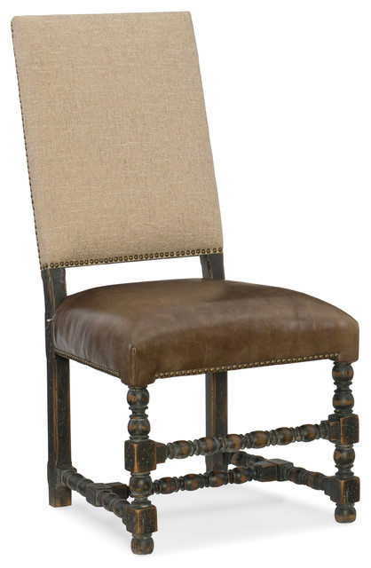 Comfort Upholstered Side Chair
