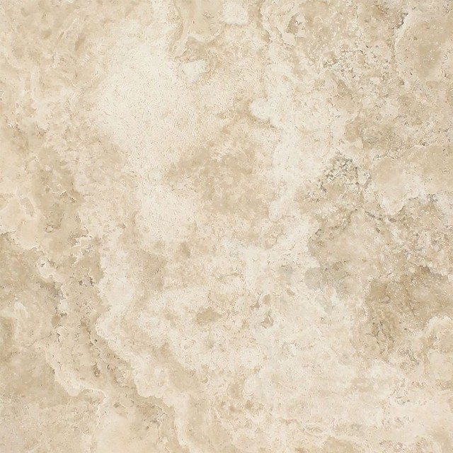 Durango Travertine Tile 18x18 Filled Honed Field Tiles