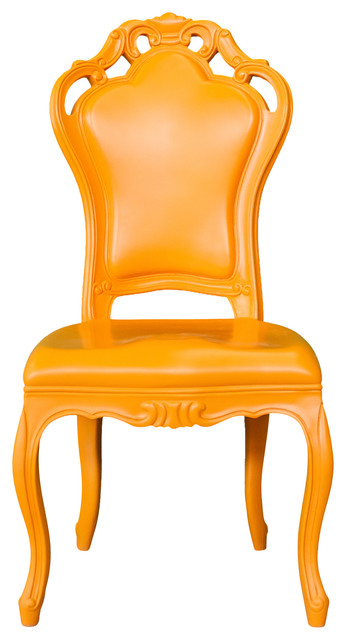 Exceptionnel Clementine Polyurethane Outdoor Plastic Chair