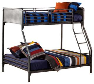 Urban Quarters Bunk Bed, Twin/Full