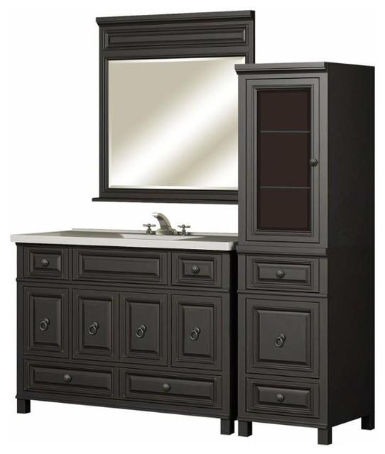 Miseno mvbh48clt barton hill 48 vanity package for Bathroom vanity packages