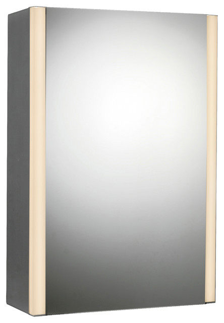 "Ucore 21""x 27"" Led Light, Surface Mount Medicine Cabinet."