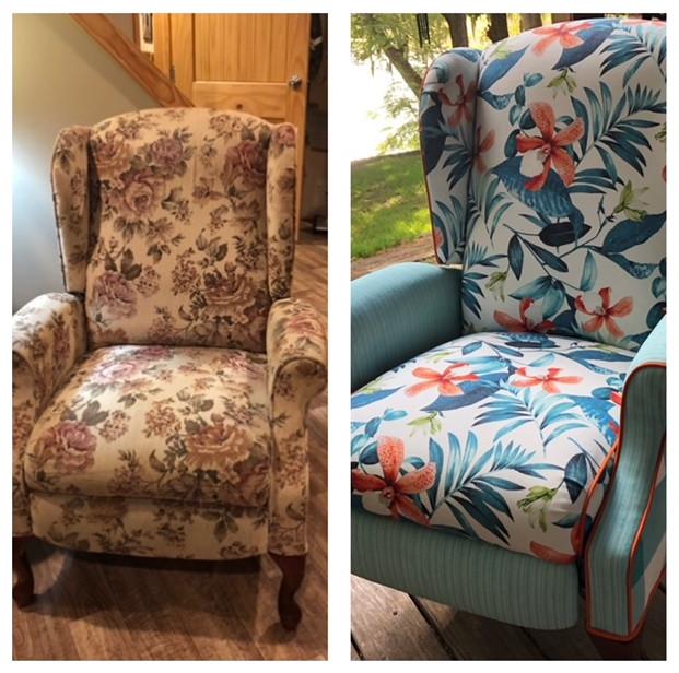 Update Furniture
