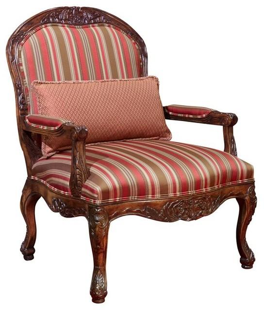 Henredon Deborah Chair Traditional Armchairs And