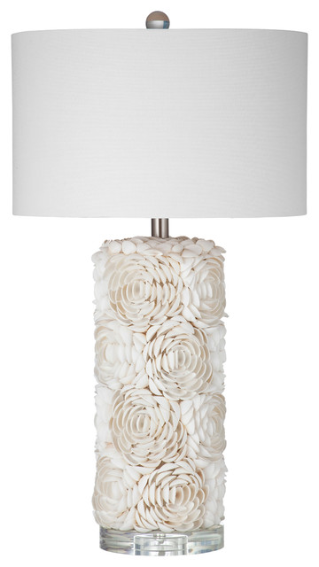 Aphrodite Shell Table Lamp.