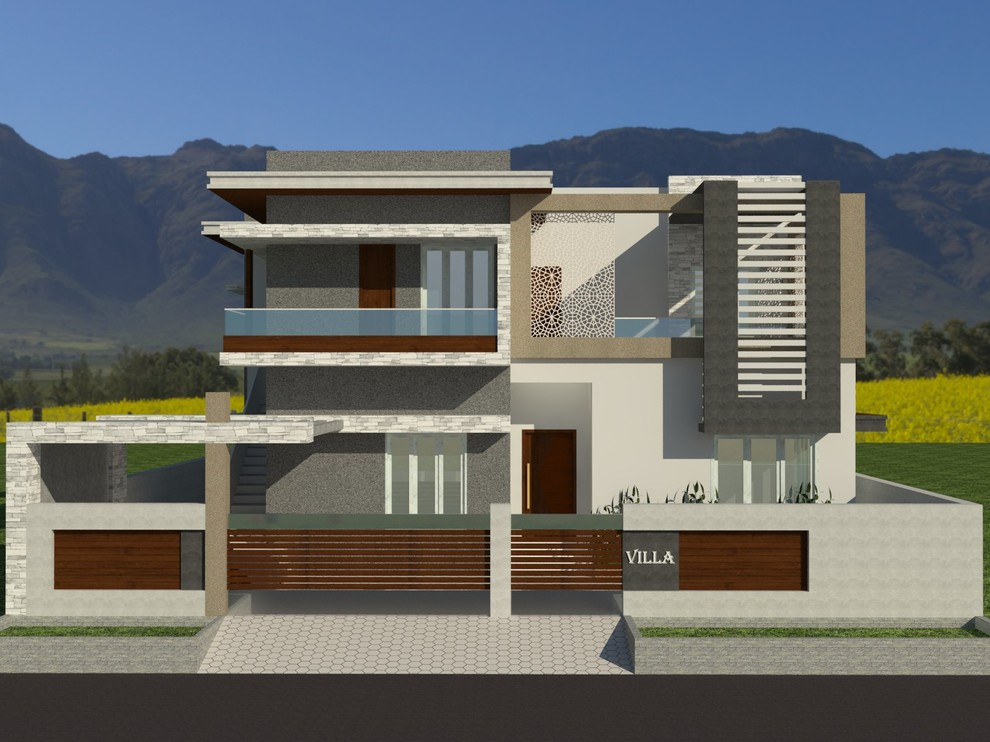Exterior Project 4