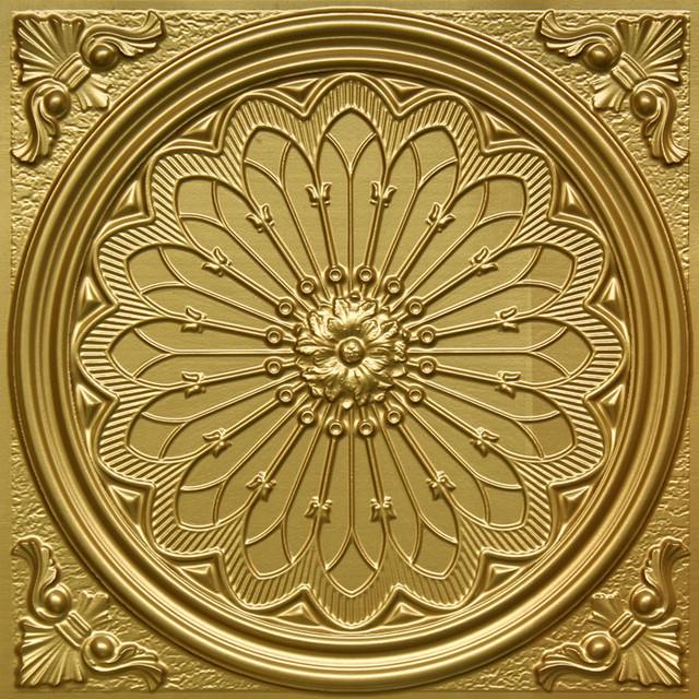 24 X24 Pvc Faux Tin Ceiling Tiles Glue Up Or Drop