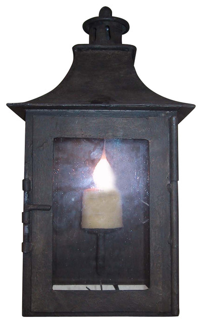 New Style Lantern - Traditional - Outdoor Wall Lights And Sconces - by Laura Lee Designs