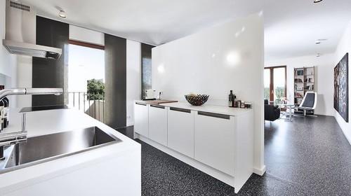 Come separare soggiorno dalla cucina