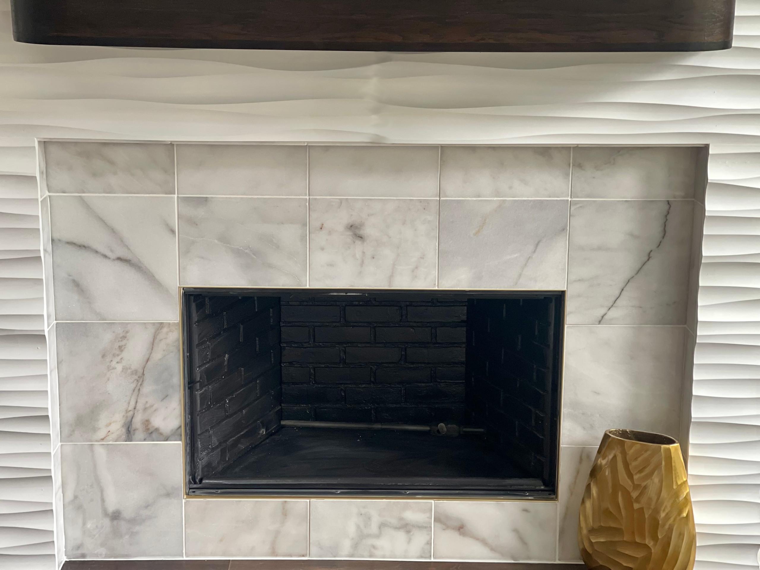 S. Austin Fireplace