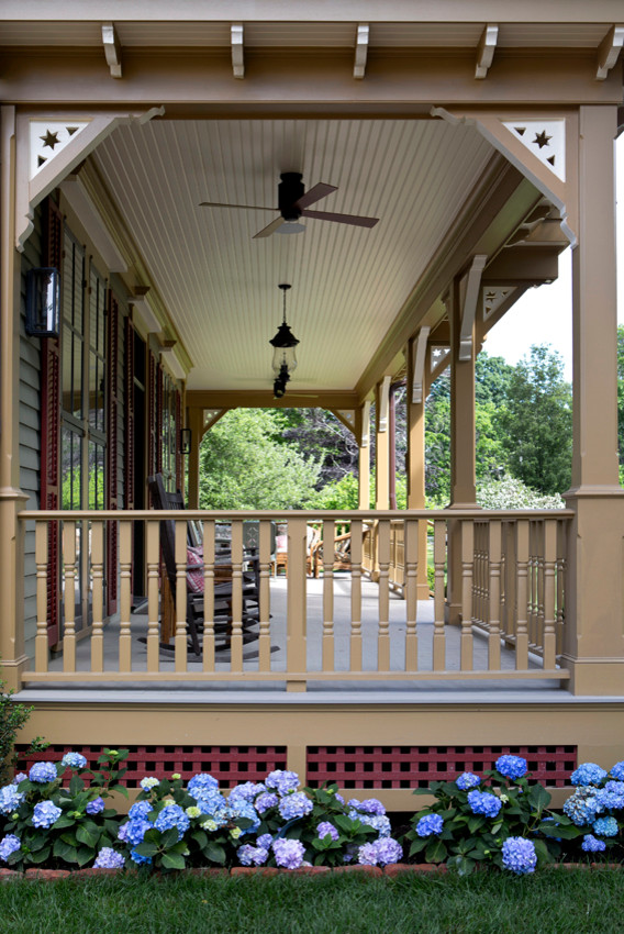 Victorian Exterior -Renovation and Additions