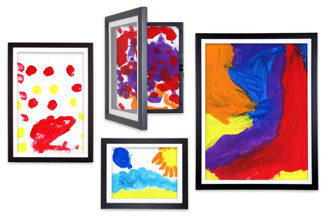lil davinci art frames 4piece set 18x24 12x18 9x12