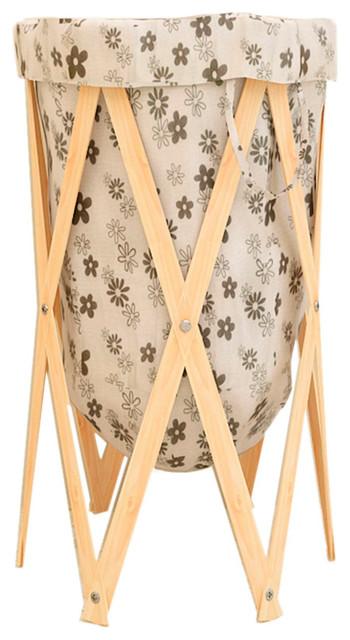 Flora-Foldable Laundry Hamper Blh16.
