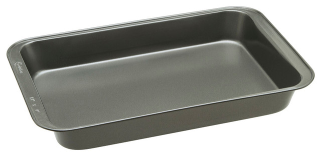 Ecolution Bakeins  Inch Nonstick Cake Pan Contemporary Cake Pans By Bigkitchen