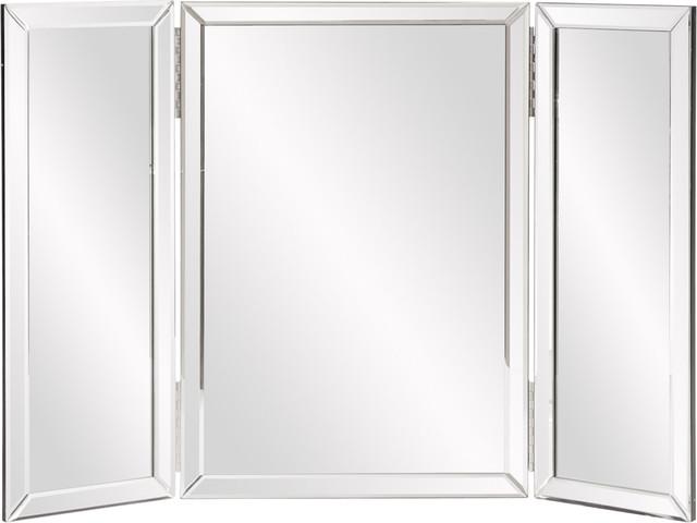 Tripoli Trifold Vanity Mirror