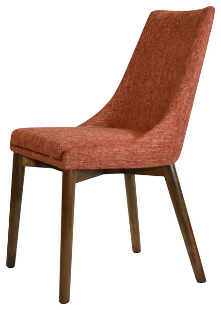Lura Dining Chairs, Set Of 2, Picante.