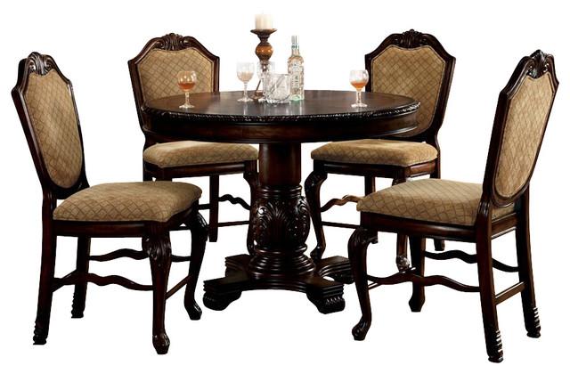 Acme Furniture 5-Piece Chateau De Ville Ii Collection