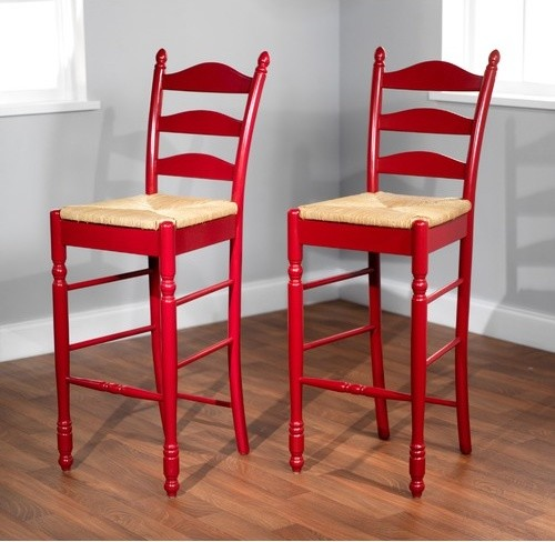 How Do I Buy 2 Of These Red Stools Chairs I Live In Ireland, Thank You