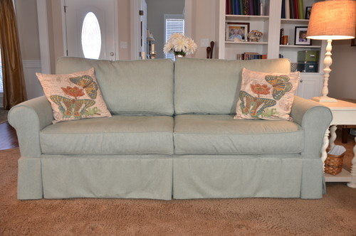 Four Seasons Alexandria Sofa Slipcover More Info
