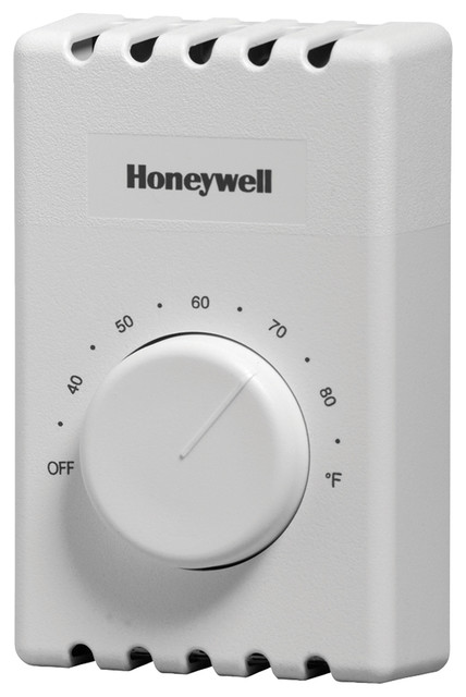 Honeywell Electric Heat Thermostat.