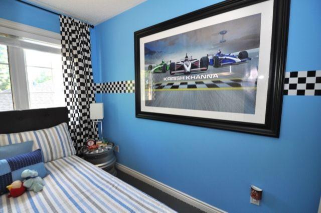 Car Garage Theme Kids Bedroom Transitional Toronto By ROYAL INTERIOR DE