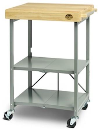 Bradley Steel Storage Cart