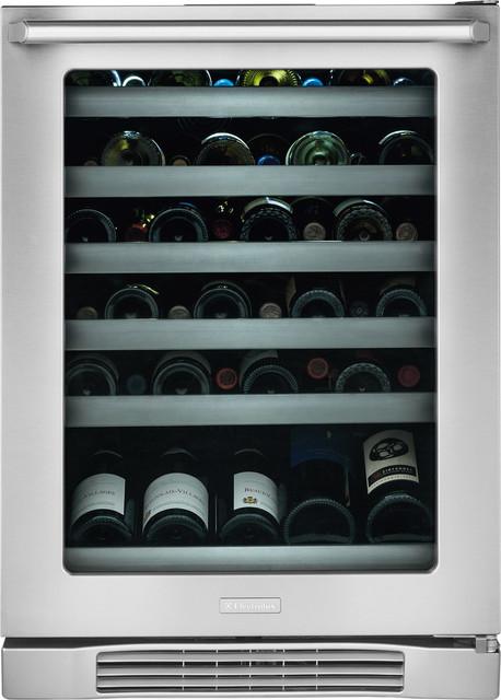 """24"""" Undercounter Wine Cooler, 46-Bottle Capacity."""