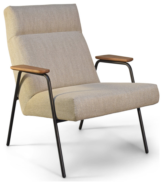 Melbourne Modern Mid Century Lounge Chair - Midcentury ...